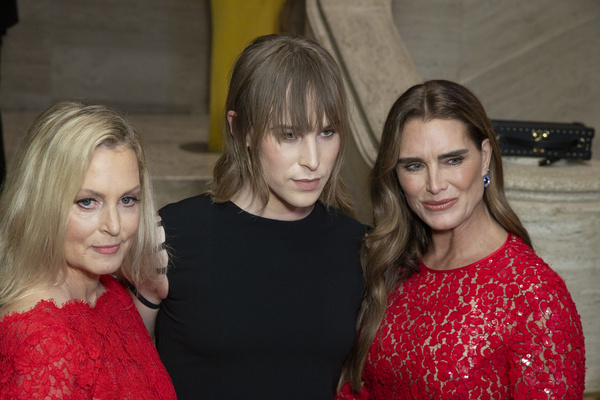 Ali Wentworth, Tommy Dorfman and Brooke Shields attend American Ballet Theatre's Fall Gala at David Koch Theater at Lincoln Center