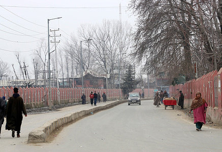 A shutdown was observed in some parts of Kashmir valley in view of the eight death anniversary of Afzal Guru. Afzal, the December 2001 Parliament attack convict, was secretly hanged in India's Tihar Jail eight years ago on February 9, 2013.